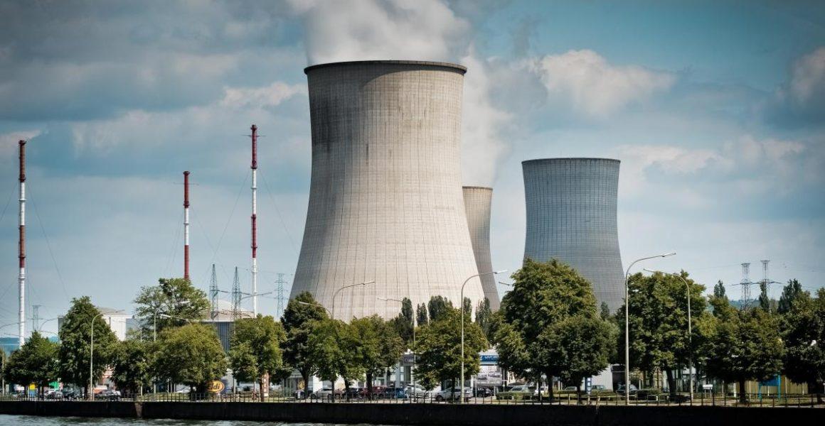 Image de centrale nucléaire